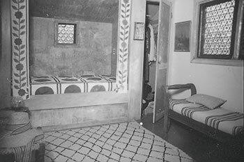 Greater Light, Hanna Monaghan's bedroom, ca. 1970s..
